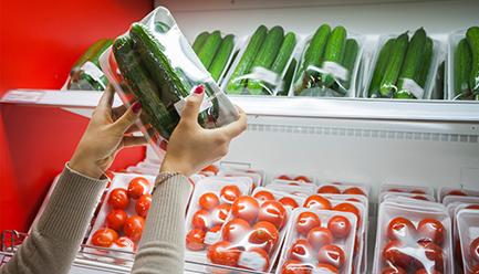 Kunststoff Food
