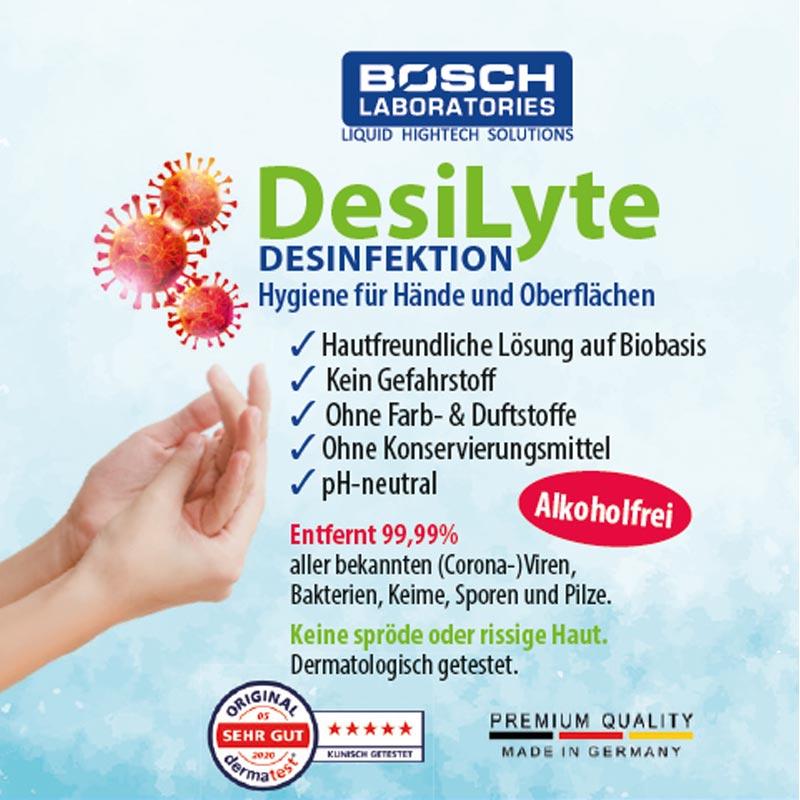 Desinfektionsmittel DesiLyte