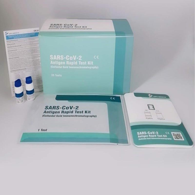 Schnelltest CoV-2 Antigen Rapid Test Kit